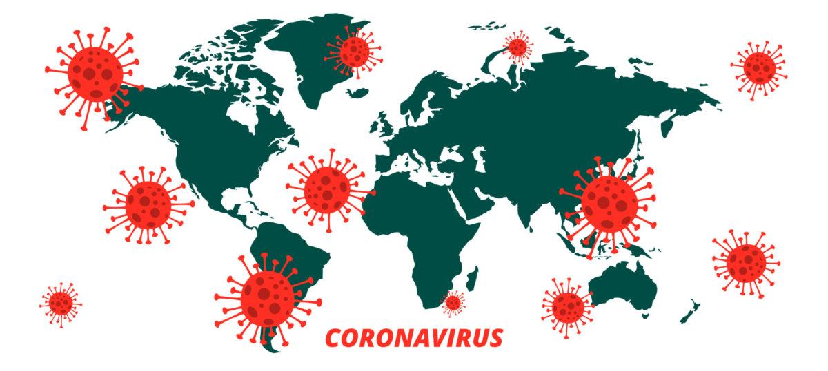 Infektionskarte