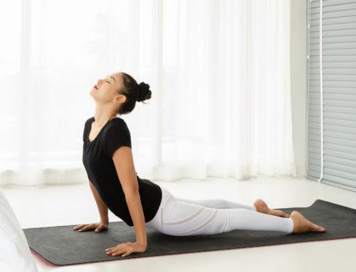 Yoga» ein ganzheitliches Training für Körper, Seele &Geist