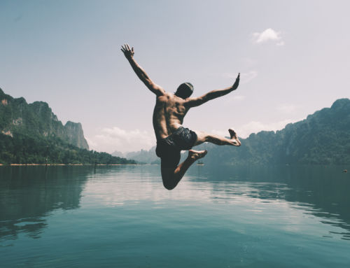 Lebensfreude» in 6Schritten glücklicher &gelassener werden
