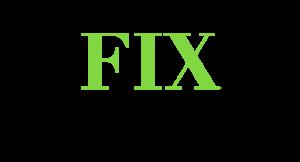 Nix Verstanden? - Fix Verstanden! Logo